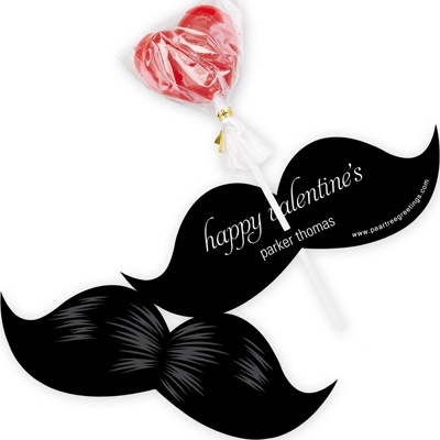 Valentines Day Cards To Swoon Over Sitter Babysitting App – Mustache Valentine Cards